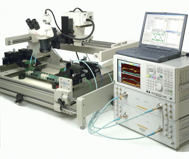 complete signal integrity measurement system