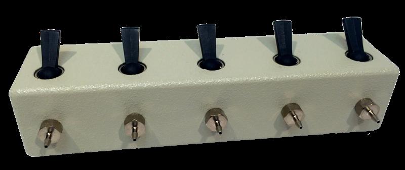 GTL 5 Port Vacuum Manifold